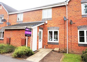 Thumbnail 2 bedroom town house for sale in Atlantic Way - City Point, Derby