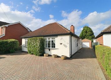 Thumbnail 3 bed detached bungalow to rent in Parton Road, Churchdown, Gloucester