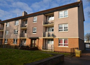 Thumbnail 2 bed flat for sale in Sutcliffe Road, Glasgow, Lanarkshire