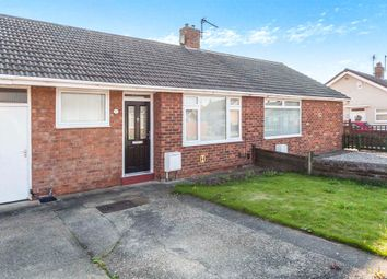 Thumbnail 1 bed terraced bungalow for sale in Thistle Road, Stockton-On-Tees