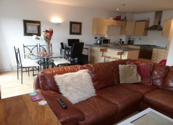 Thumbnail 2 bed flat to rent in Wharf Road, Nottingham