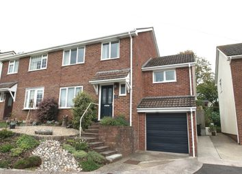 3 bed semi-detached house for sale in Burleigh Road, Torquay TQ2