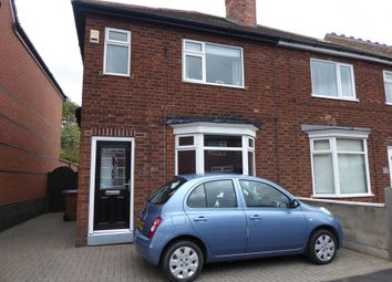 Thumbnail 3 bed semi-detached house for sale in Conway Street, Long Eaton, Long Eaton