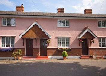 Thumbnail 2 bed terraced house for sale in Wakering Road, Shoeburyness, Southend-On-Sea