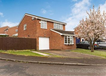 Thumbnail 4 bed detached house for sale in Redwood Close, Ross On Wye, Herefordshire