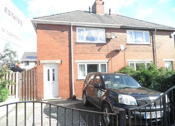 Thumbnail 2 bed semi-detached house for sale in Bruce Avenue, Worsbrough, Barnsley