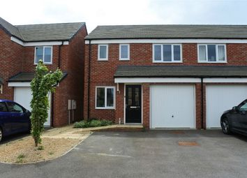 Thumbnail 3 bed semi-detached house for sale in Saxonbury Way, Hempstead, Peterborough