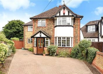 Thumbnail 4 bed detached house for sale in Robert Road, Hedgerley, Slough