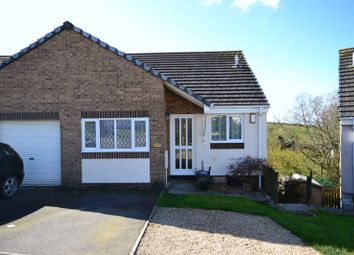 Thumbnail 4 bed semi-detached house for sale in Tamar Close, Bere Alston, Yelverton