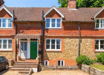 Thumbnail 3 bed terraced house for sale in The Dene, Abinger Hammer, Dorking, Surrey
