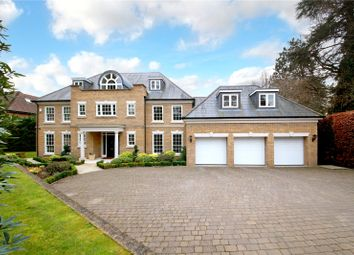 Thumbnail 6 bedroom detached house for sale in Shrubbs Hill Lane, Sunningdale, Ascot, Berkshire