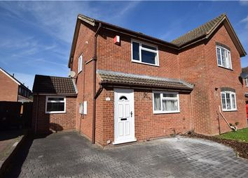 Thumbnail 2 bedroom semi-detached house for sale in Evercreech Road, Whitchurch, Bristol