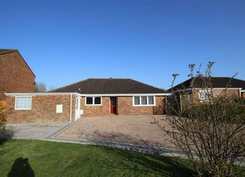 Thumbnail 3 bed detached bungalow for sale in Paddock Close, Swindon, Wiltshire