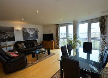 Thumbnail 2 bed flat to rent in New Atlas Wharf, Isle Of Dogs