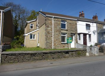 Thumbnail 3 bed end terrace house for sale in Main Road, Llantwit Fardre, Pontypridd