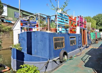 Thumbnail 1 bed houseboat for sale in Swan Island, Strawberry Vale, Twickenham