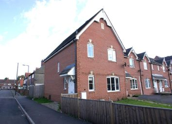Thumbnail 3 bed end terrace house to rent in Cranmer Street, Long Eaton, Nottingham