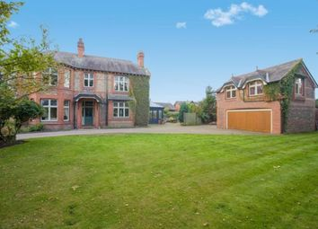 Thumbnail 4 bed semi-detached house for sale in School Lane, Rixton, Warrington, Cheshire