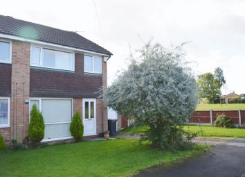 Thumbnail 3 bedroom semi-detached house to rent in Field Close, Hinckley
