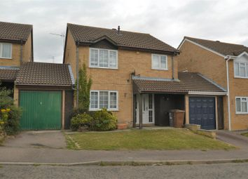 Thumbnail 4 bed detached house to rent in Shadowbush Close, Haverhill