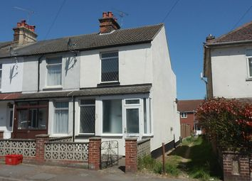 Thumbnail 2 bed end terrace house to rent in Birch Avenue, Dovercourt