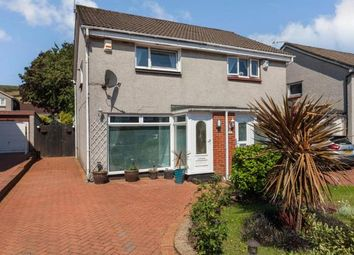 Thumbnail 2 bedroom semi-detached house for sale in Russell Road, Clydebank, Glasgow, West Dunbartonshire