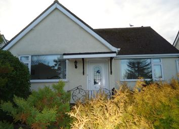 Thumbnail 2 bed detached bungalow to rent in Maes Y Castell, Llanrhos, Llandudno