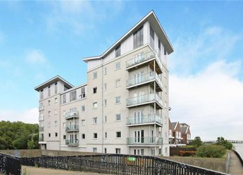 Thumbnail 1 bed flat for sale in The Reflection, North Woolwich, London