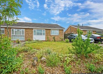 Thumbnail 2 bedroom semi-detached house for sale in Apple Close, Offord D'arcy, St. Neots
