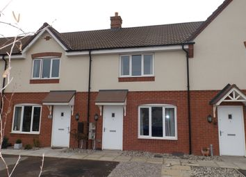Thumbnail 2 bed terraced house for sale in Russett Close, Evesham