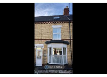 Thumbnail 3 bed terraced house to rent in Elma Avenue, Bridlington