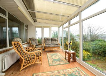 Thumbnail 3 bed detached bungalow for sale in Tumulus Road, Saltdean, Brighton, East Sussex
