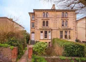 Thumbnail 2 bedroom flat for sale in Chertsey Road, Redland, Bristol