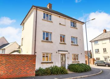 Thumbnail 5 bed town house for sale in Greenland Avenue, Wymondham