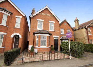 Thumbnail 4 bed detached house for sale in Conquest Road, Addlestone, Surrey
