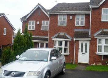 Thumbnail 2 bed town house for sale in Turnill Drive, Ashton-In-Makerfield, Wigan