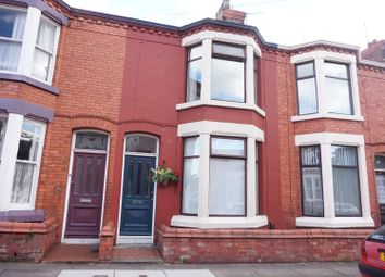 Thumbnail 3 bed terraced house for sale in Chermside Road, Liverpool