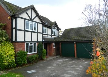 Thumbnail 4 bed property to rent in Foxleigh Chase, Horsham
