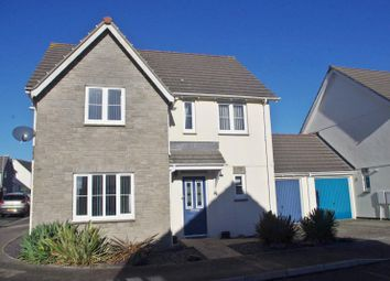 Thumbnail 4 bed detached house to rent in Bosnoweth, Helston