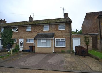 Thumbnail 3 bed terraced house for sale in Church Green, Kings Heath, Northampton