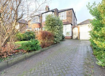 Thumbnail 3 bedroom semi-detached house for sale in Thornhill Road, Heaton Mersey, Stockport