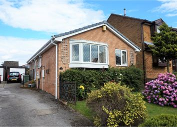Thumbnail 2 bedroom detached bungalow for sale in Durham Avenue, Grassmoor, Chesterfield