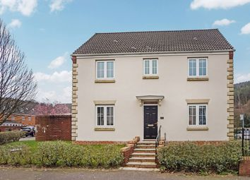Thumbnail 4 bed detached house for sale in Mill Court, Crumlin, Newport