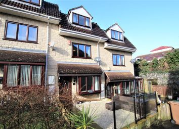 4 bed terraced house for sale in Valley View Close, Higher Compton, Plymouth, Devon PL3