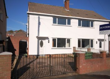 Thumbnail 2 bed semi-detached house for sale in New Cheltenham Road, Bristol