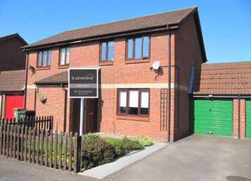 Thumbnail 3 bed semi-detached house for sale in Bates Close, George Green, Slough