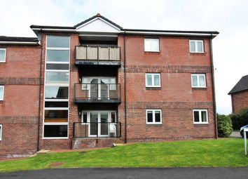 Thumbnail 3 bedroom flat for sale in Pennine View Close, Carlisle