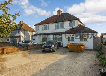 Birling Road, Snodland ME6. 3 bed semi-detached house