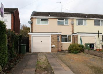 Thumbnail 3 bed end terrace house for sale in Dinchall Road, Spetchley, Worcester