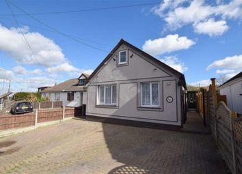 Thumbnail 3 bed detached bungalow for sale in Pound Lane, Basildon, Essex